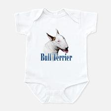 Bull Terrier Name Infant Bodysuit