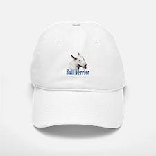 Bull Terrier Name Baseball Baseball Cap