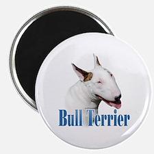 """Bull Terrier Name 2.25"""" Magnet (100 pack)"""