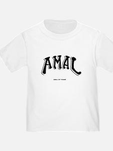 Amal black T-Shirt
