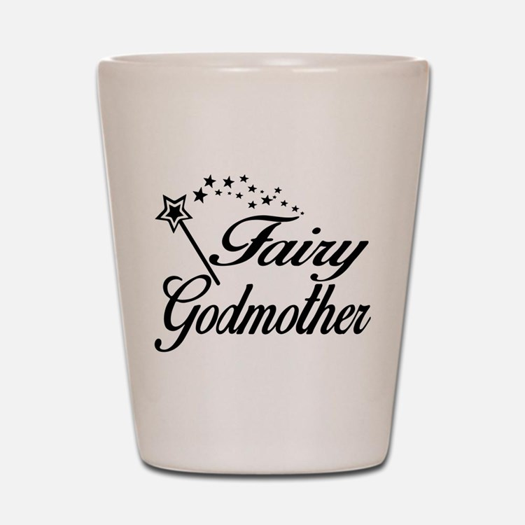 Fairy Godmother Shot Glass