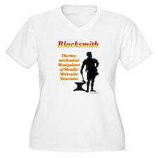 Thermomechanical Manipulator T-Shirt