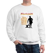 Thermomechanical Manipulator Sweatshirt