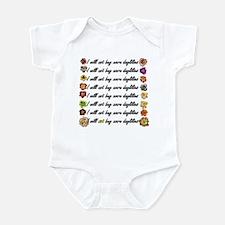 Buy more daylilies Infant Bodysuit