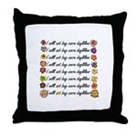 Buy more daylilies Throw Pillow