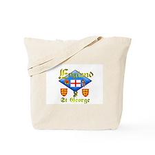 Proud England. Tote Bag