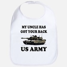 My Uncle Has Got Your Back Bib