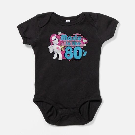 MLP Retro Made in the 80's Baby Bodysuit