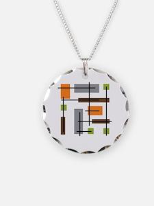 Unique Atomic Necklace