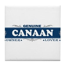 CANAAN Tile Coaster