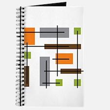 Cubicle Atomic Era Art Journal