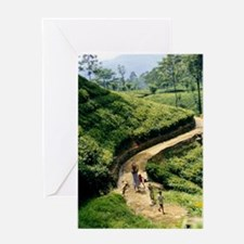 Memories of Sri Lanka Greeting Card