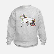 Cute Unicorn birthday Sweatshirt