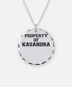 Property of KASANDRA Necklace