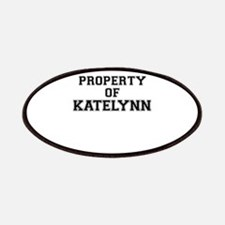 Property of KATELYNN Patch