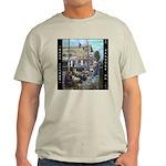 Easy Street in West Seattle Light T-Shirt