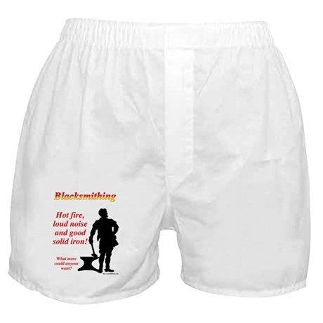 Hot fire loud noise Boxer Shorts
