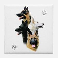 GSD Quad Tile Coaster