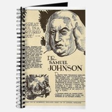 Cute Samuel johnson Journal