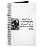 Oscar Wilde 8 Journal