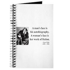 Oscar Wilde 8 Journal