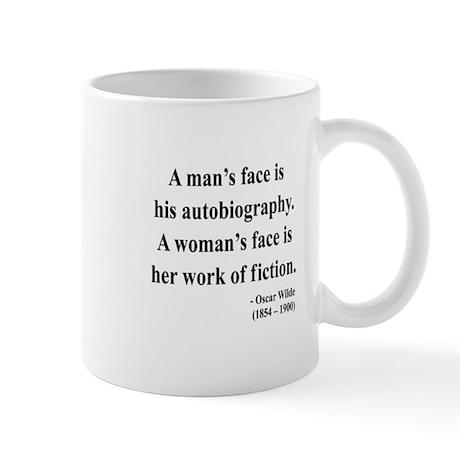 Oscar Wilde 8 Mug