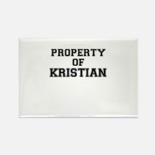 Property of KRISTIAN Magnets