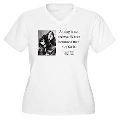 Oscar Wilde 9 T-Shirt