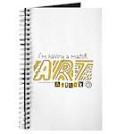 Major Art Attack 3 Journal