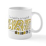 Major Art Attack 3 Mug