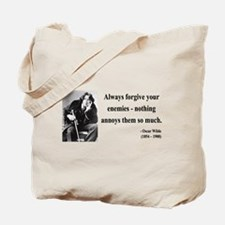Oscar Wilde 10 Tote Bag