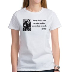 Oscar Wilde 10 Women's T-Shirt