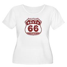Burning 66 T-Shirt