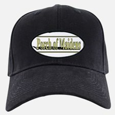 Porch of Maidens Baseball Hat