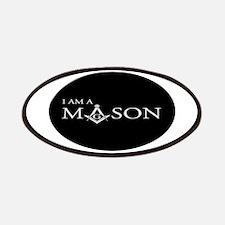 I'm A Mason Patch