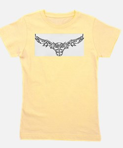 Cute Avian Girl's Tee