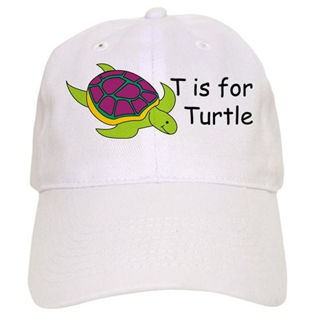 T Is For Turtle Cap By Srfboystore