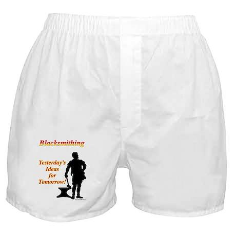 Yesterdays Ideas Tomorrow Boxer Shorts