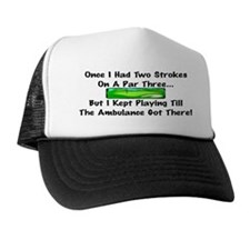 Cute Humorous golf Trucker Hat