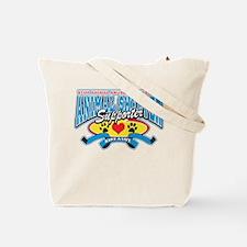Animal Shelter Supporter Tote Bag