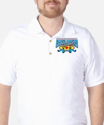 Animal Shelter Supporter Golf Shirt