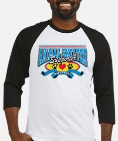 Animal Shelter Supporter Baseball Jersey