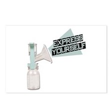 Express Yourself Breastfeeding Postcards (Package