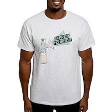 Express Yourself Breastfeeding T-Shirt