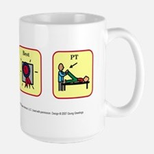 Physical Therapist Mugs