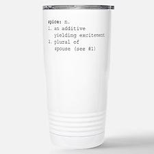 Cool Polyamory Travel Mug