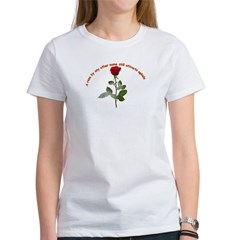 A rose by any other name Tee