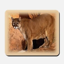 Mountain Lion Mousepad
