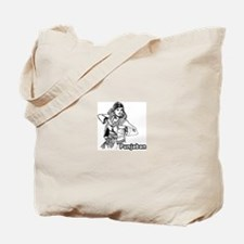 Funny Punjabi Tote Bag