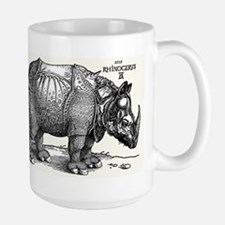Rhino Ceramic Mugs